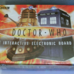 Doctor Who the interactive electronic board game 2004 sealed @SOLD@